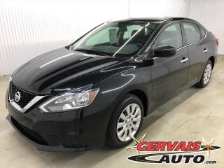 Used 2017 Nissan Sentra SV/X A/C Aileron *Transmission Automatique* for sale in Shawinigan, QC