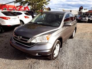 Used 2010 Honda CR-V 4WD 5dr EX for sale in Beauport, QC