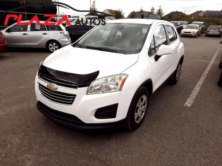 Used 2016 Chevrolet Trax Fwd 4dr Ls for sale in Beauport, QC