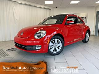 Used 2015 Volkswagen Beetle 2.0 TDI, Comfortline, Toit, Automatique for sale in Sherbrooke, QC