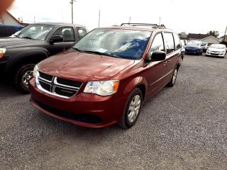 Used 2014 Dodge Grand Caravan 4dr Wgn SXT for sale in Beauport, QC
