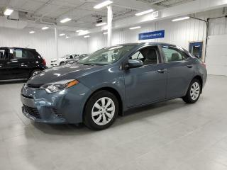 Used 2016 Toyota Corolla LE - CAMERA + SIEGES CHAUFFANTS + FINANCEMENT FACI for sale in St-Eustache, QC