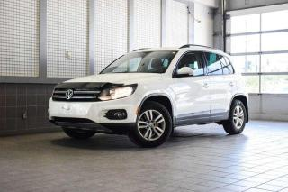 Used 2016 Volkswagen Tiguan Trendline for sale in Lasalle, QC