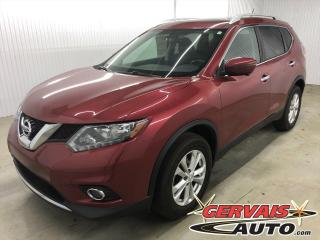 Used 2016 Nissan Rogue SV TECH AWD GPS TOIT PANORAMIQUE MAGS *Caméra 360* for sale in Shawinigan, QC