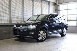 Used 2018 Volkswagen Atlas EXECLINE for sale in Lasalle, QC