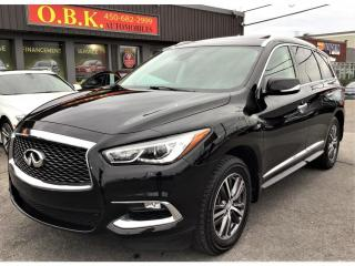 Used 2019 Infiniti QX60 PURE AWD-TOIT OUVRANT-CAMERA RECUL-BLUETOOTH- for sale in Laval, QC