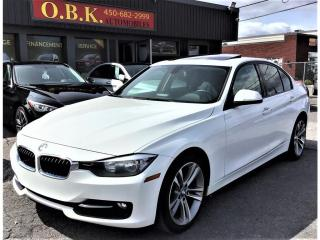 Used 2014 BMW 3 Series 320i xDrive AWD-TOIT OUVRANT-BLUETOOTH- for sale in Laval, QC