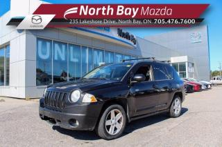 Used 2010 Jeep Compass North Edition Self Certify - Click Here! Test Drive Appts Available! for sale in North Bay, ON