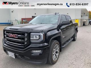 Used 2018 GMC Sierra 1500 SLT for sale in Orleans, ON