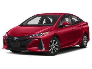 Used 2020 Toyota Prius Prime Upgrade Auto for sale in Terrebonne, QC