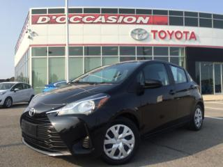 Used 2018 Toyota Yaris LE **AUTO/AIR/VITRES** for sale in St-Eustache, QC