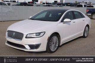Used 2017 Lincoln MKZ Reserve AWD for sale in Regina, SK