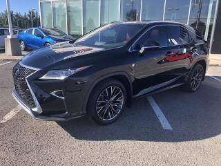 Used 2019 Lexus RX RX 350 Auto F SPORT 3 HUD,TOIT PANORAMIQUE for sale in St-Eustache, QC