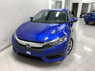 Used 2017 Honda Civic LX 4 portes CVT **NOUVEL ARRIVAGE** for sale in Chicoutimi, QC