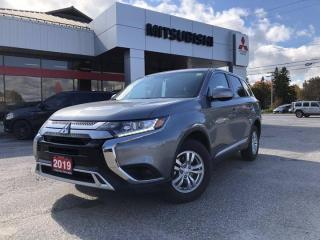 Used 2019 Mitsubishi Outlander ES for sale in North Bay, ON