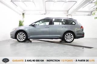 Used 2018 Volkswagen Golf Sportwagen Man. Comfortline, FWD + Toit Pano + CarPlay for sale in Québec, QC
