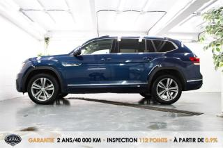 Used 2018 Volkswagen Atlas Execline R Line 3.6 FSI 4MOTION + HID-LED for sale in Québec, QC