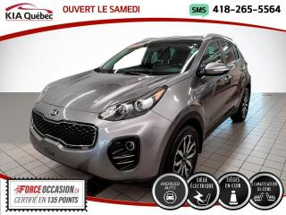Used 2017 Kia Sportage EX* AWD* CUIR* CARPLAY* SIEGES CHAUFFANT for sale in Québec, QC