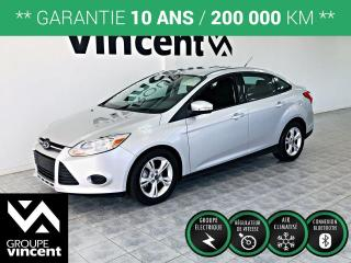 Used 2013 Ford Focus SE ** GARANTIE 10 ANS ** Une voiture fiable et abordable! for sale in Shawinigan, QC