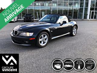 Used 2001 BMW Z3 2.5i ** GROUPE M ** Du luxe à bas prix! for sale in Shawinigan, QC