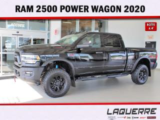 Used 2020 RAM 2500 Power Wagon for sale in Victoriaville, QC