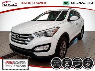 Used 2015 Hyundai Santa Fe Sport PREMIUM* BIZONE* SIEGES CHAUFFANTS* for sale in Québec, QC