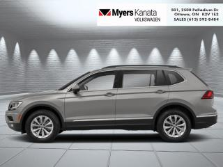 New 2020 Volkswagen Tiguan IQ Drive  - Navigation for sale in Kanata, ON