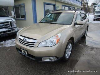 Used 2010 Subaru Outback ALL-WHEEL DRIVE PREMIUM EDITION 5 PASSENGER 2.5L - DOHC.. HEATED SEATS.. POWER SUNROOF.. BLUETOOTH SYSTEM.. CD/AUX/USB INPUT.. KEYLESS ENTRY.. for sale in Bradford, ON