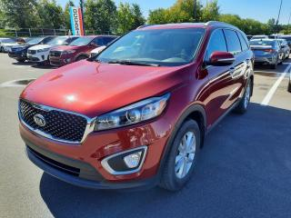 Used 2017 Kia Sorento LX* AWD* A/C* SIEGES CHAUFFANTS* for sale in Québec, QC