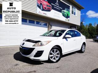 Used 2010 Mazda MAZDA3 GS,GS for sale in Orillia, ON