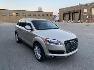 Used 2008 Audi Q7 4.2L | NAV | PANO ROOF | BACK UP | DVD | PRICE TO SELL for sale in Toronto, ON
