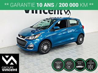 Used 2019 Chevrolet Spark LT ** GARANTIE 10 ANS** Comme neuf! for sale in Shawinigan, QC