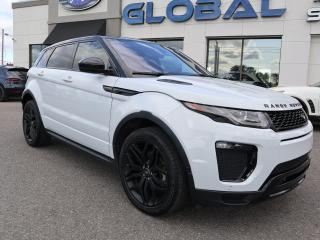 Used 2017 Land Rover Evoque HSE Dynamic for sale in Ottawa, ON