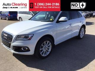 Used 2016 Audi Q5 quattro 4dr 2.0T Technik for sale in Saskatoon, SK