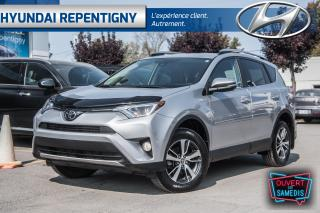 Used 2018 Toyota RAV4 FWD XLE**TOIT OUVRANT, MAGS, CLE INTELLIGENTE** for sale in Repentigny, QC