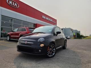Used 2017 Fiat 500 Pop for sale in Calgary, AB