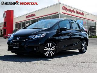 Used 2016 Honda Fit EXL for sale in Guelph, ON