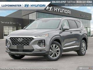 New 2020 Hyundai Santa Fe Luxury for sale in Lloydminster, SK