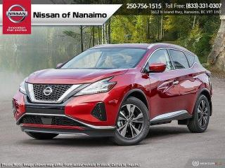 New 2020 Nissan Murano SV for sale in Nanaimo, BC