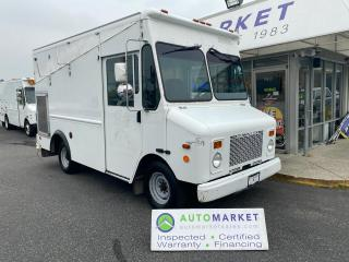 Used 2002 Chevrolet C4500 GRUMMAN OLSON WORKHORSE CONVERT TO FOOD TRUCK! for sale in Langley, BC
