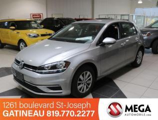 Used 2019 Volkswagen Golf COMFORTLINE for sale in Gatineau, QC