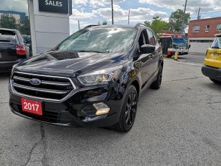 Used 2017 Ford Escape SE | Sport pkg | Black pkg | 201A pkg | Navi | 2L EcoBoost | No Accidents | One Owner for sale in North York, ON