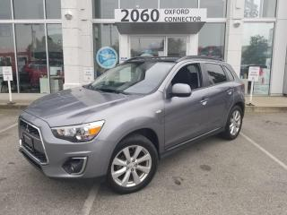 Used 2014 Mitsubishi RVR GT for sale in Port Coquitlam, BC