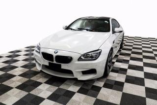 Used 2013 BMW M6 Sunroof Leather Nav Cam Heated/Cooled Seats for sale in New Westminster, BC