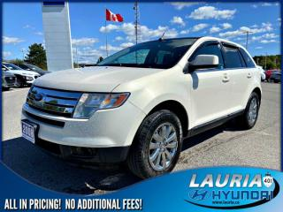 Used 2008 Ford Edge Limited AWD for sale in Port Hope, ON