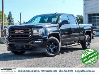 Used 2019 GMC Sierra 1500 Limited 4WD DBL CAB for sale in Etobicoke, ON