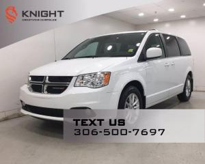 Used 2019 Dodge Grand Caravan SXT Premium Plus | Leather | DVD | for sale in Regina, SK
