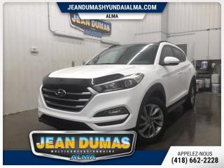 Used 2017 Hyundai Tucson MODÈLE SE AWD SIÈGE CHAUFFANT MOTEUR 2.0 for sale in Alma, QC