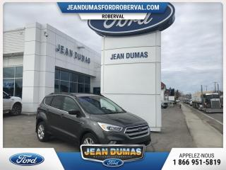 Used 2017 Ford Escape MODÈLE SE AWD TOIT PANORANIQUE SIEGE ÉLE for sale in Roberval, QC