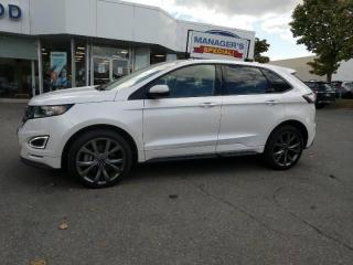 Used 2017 Ford Edge SPORT for sale in Mississauga, ON